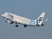 G-FBJE, Embraer ERJ 170-200STD, flybe.British European