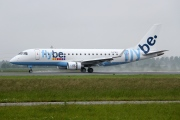 G-FBJI, Embraer ERJ 170-200STD, flybe.British European