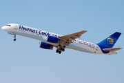 G-FCLB, Boeing 757-200, Thomas Cook Airlines