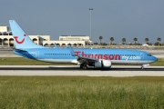 G-FDZE, Boeing 737-800, Thomson Airways