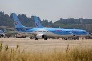 G-FDZF, Boeing 737-800, Thomson Airways