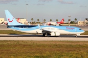 G-FDZX, Boeing 737-800, Thomson Airways