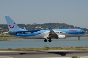 G-FDZY, Boeing 737-800, Thomson Airways