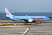 G-FDZZ, Boeing 737-800, Thomson Airways