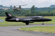 G-FFOX, Hawker Hunter T.7, Private