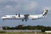 G-FLBD, De Havilland Canada DHC-8-400Q Dash 8, flybe.British European