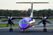 G-FLBE, De Havilland Canada DHC-8-400Q Dash 8, flybe.British European