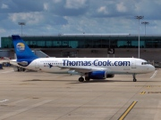G-FTDF, Airbus A320-200, Thomas Cook Airlines