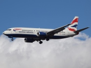 G-GBTB, Boeing 737-400, British Airways