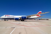 G-GSSE, Boeing 747-8F(SCD), British Airways World Cargo