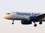 G-GTDL, Airbus A320-200, Thomas Cook Airlines