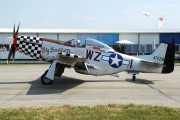 G-HAEC, North American P-51D Mustang, Private