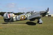 G-HHII, Hawker Hurricane Mk.IIB, Private