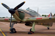 G-HUPW, Hawker Hurricane Mk.I, Private