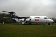 G-IRJX, British Aerospace Avro RJX, British Aerospace