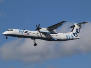 G-JEDV, De Havilland Canada DHC-8-400Q Dash 8, flybe.British European