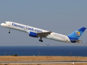 G-JMCE, Boeing 757-200, Thomas Cook Airlines