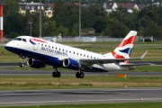 G-LCYH, Embraer ERJ 170-100STD, British Airways