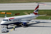 G-LCYI, Embraer ERJ 170-100STD, British Airways