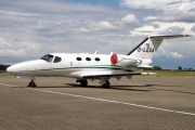 G-LEAA, Cessna 510 Citation Mustang, Private