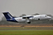 G-LUXE, British Aerospace BAe 146-300, FAAM (BAe Systems)