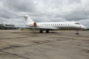 G-LXRS, Bombardier Global Express, Private