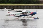 G-MJDE, Cessna 208A Caravan I, Loch Lomond Seaplanes