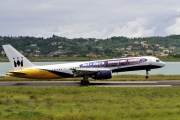 G-MONJ, Boeing 757-200, Monarch Airlines