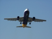 G-MONR, Airbus A300B4-600R, Monarch Airlines