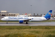 G-NIKO, Airbus A321-200, Thomas Cook Airlines