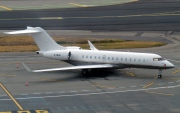 G-OKKI, Bombardier Global Express, Private