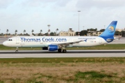 G-OMYJ, Airbus A321-200, Thomas Cook Airlines