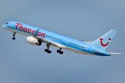G-OOBD, Boeing 757-200, Thomson Airways