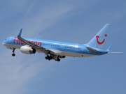 G-OOBG, Boeing 757-200, Thomson Airways