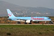 G-OOBI, Boeing 757-200, Thomson Airways