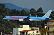 G-OOBR, Boeing 757-200, Thomson Airways