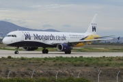 G-OZBG, Airbus A321-200, Monarch Airlines