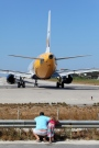 G-OZBL, Airbus A321-200, Monarch Airlines