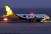 G-OZBX, Airbus A320-200, Monarch Airlines