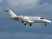 G-PEER, Cessna 525-B Citation CJ3, Untitled