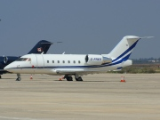 G-PRKR, Bombardier Challenger 600-CL-604, Untitled