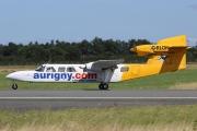 G-RLON, Britten-Norman BN-2A Mk III-2 Trislander, Aurigny Air Services