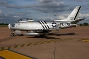 G-SABR, North American F-86A Sabre, Private