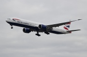 G-STBG, Boeing 777-300ER, British Airways