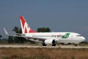 G-STRH, Boeing 737-700, Trawel Fly