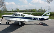 G-TALF, Piper PA-24-250 Comanche, Private