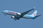 G-TAWD, Boeing 737-800, Thomson Airways