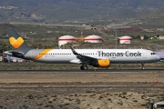 G-TCDC, Airbus A321-200, Thomas Cook Airlines