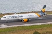 G-TCDF, Airbus A321-200, Thomas Cook Airlines