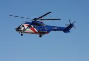 G-TIGV, Aerospatiale (Eurocopter) AS 332-L1 Super Puma, Bristow Helicopters